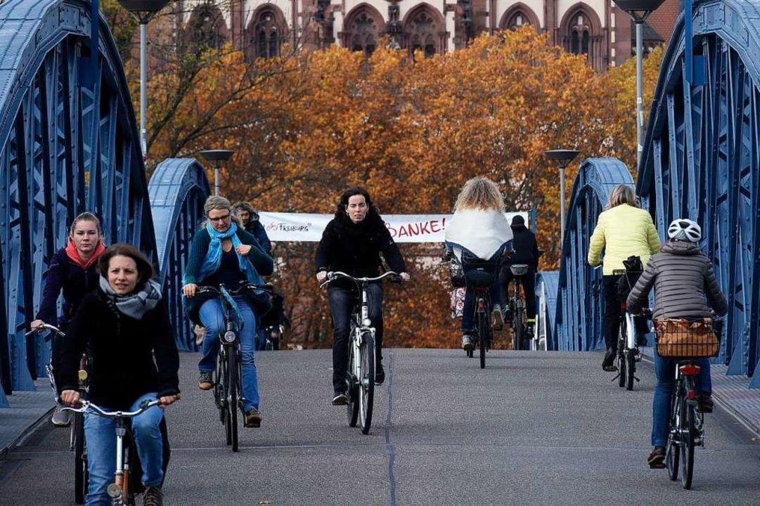 Mehr als fünf Millionen Euro stehen in...für Radverkehrsprojekte zur Verfügung.  | Foto: Thomas Kunz