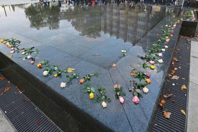 Gedenken an die nach Gurs deportierten Freiburgerinnen und Freiburger