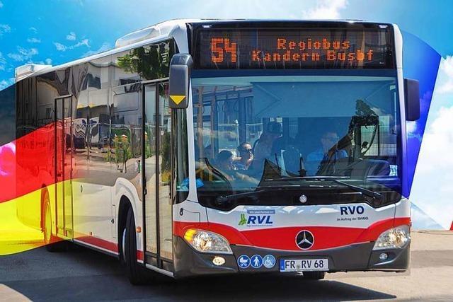 Ab Dezember fährt ein Regiobus von Lörrach zum Euro-Airport