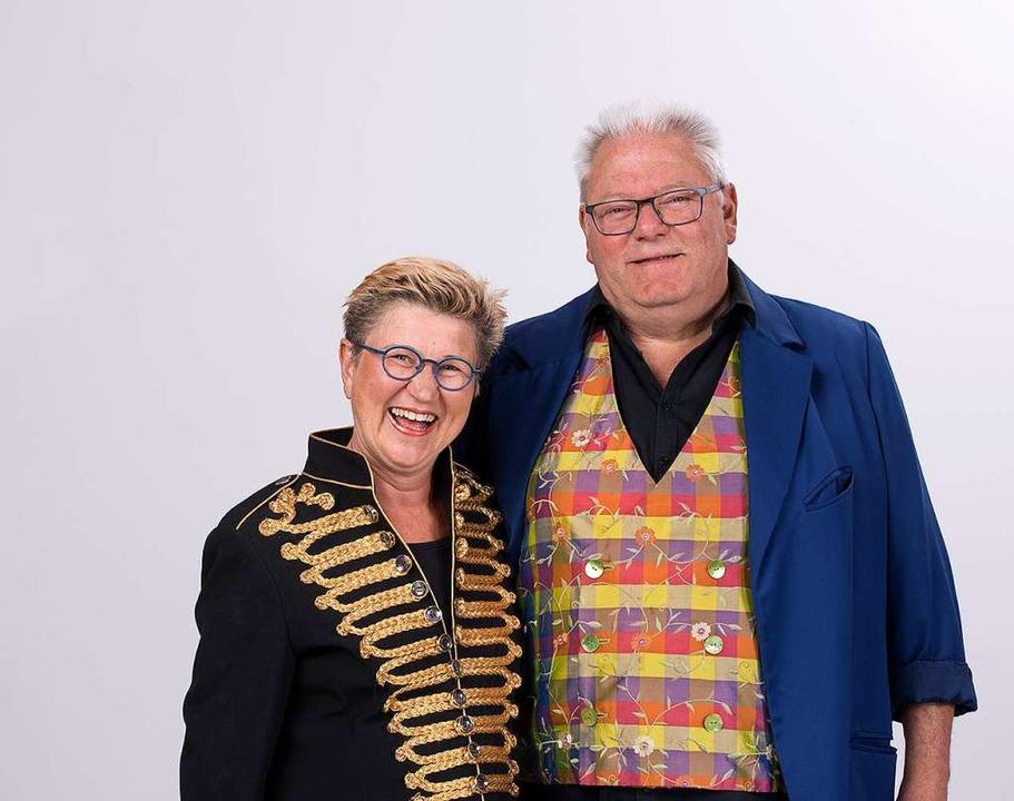 Adelheid und Christoph Mack  | Foto: Circolo Freiburg