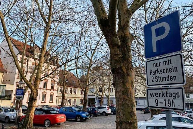 Klimabündnis besetzt Gerichtsparkplatz als Zeichen gegen Individualverkehr