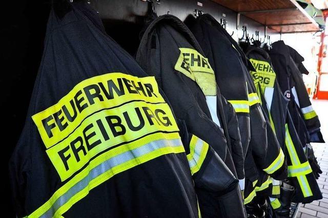 Freiburg Freiwillige Feuerwehr hat neue Chefs