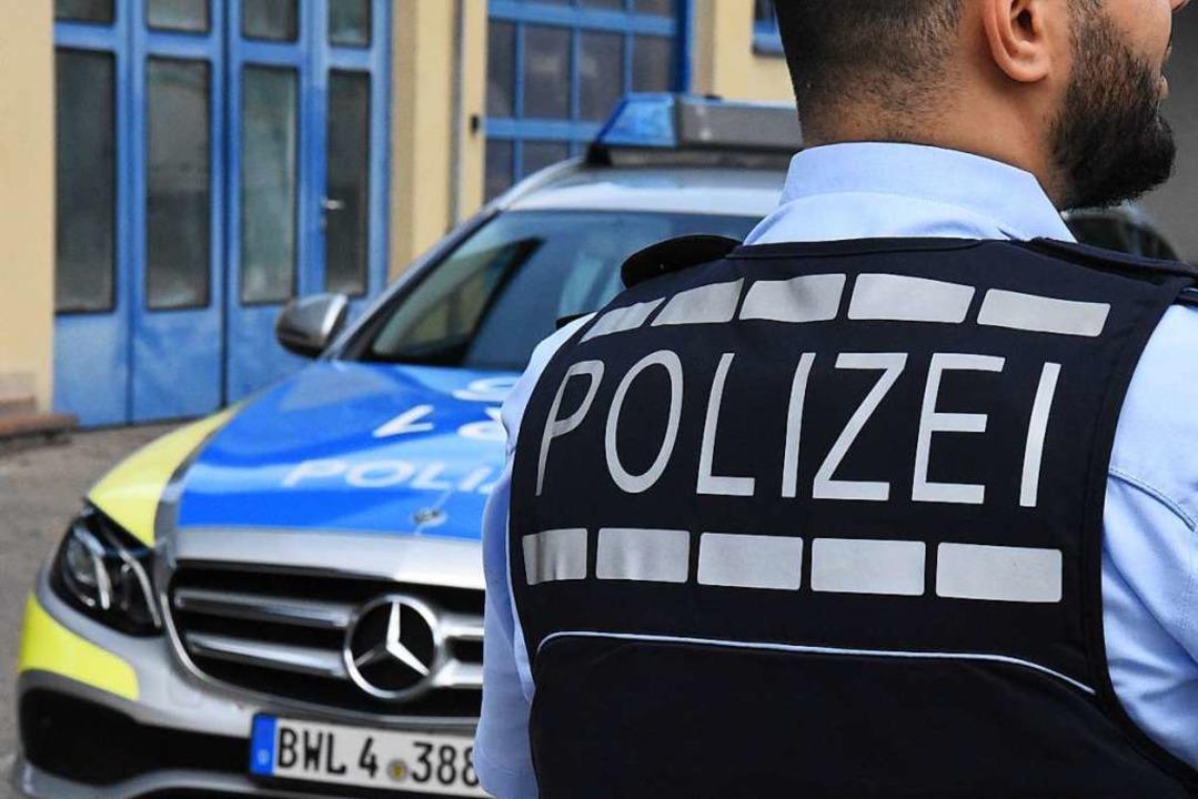 Wegen Volksverhetzung nach einer Schmi...enzlingen ermittelt die Bundespolizei.  | Foto: Kathrin Ganter
