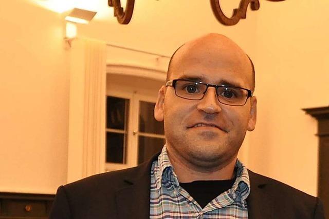 Luis Rama ist neuer Chef des Tiefbauamts Schopfheim