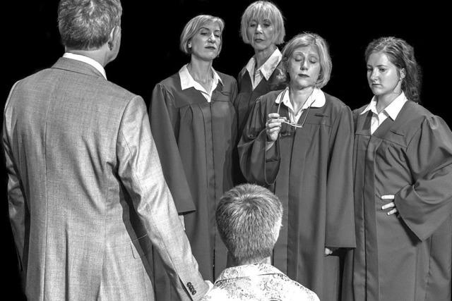 Theater Wiwa führt das Stück