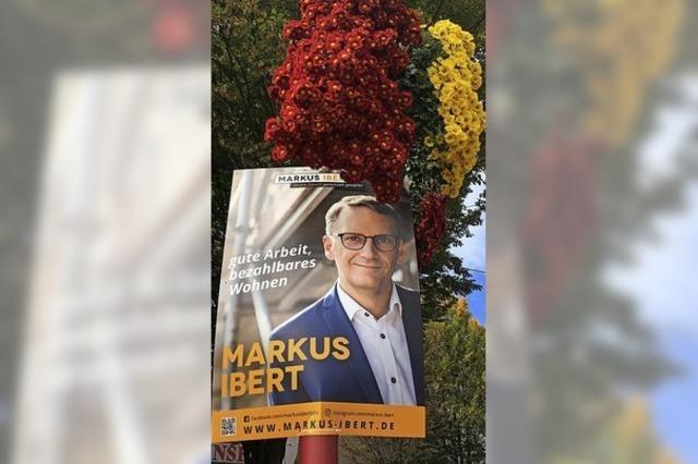 URTEILSPLATZ: Blumen statt Bürgermeister