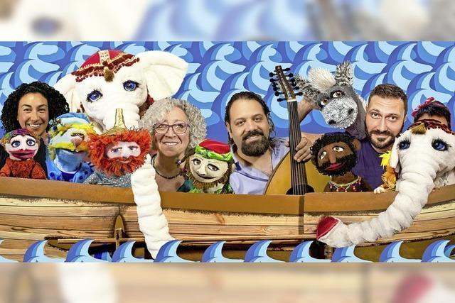 Jüdisches Puppentheater Bubales in Emmendingen