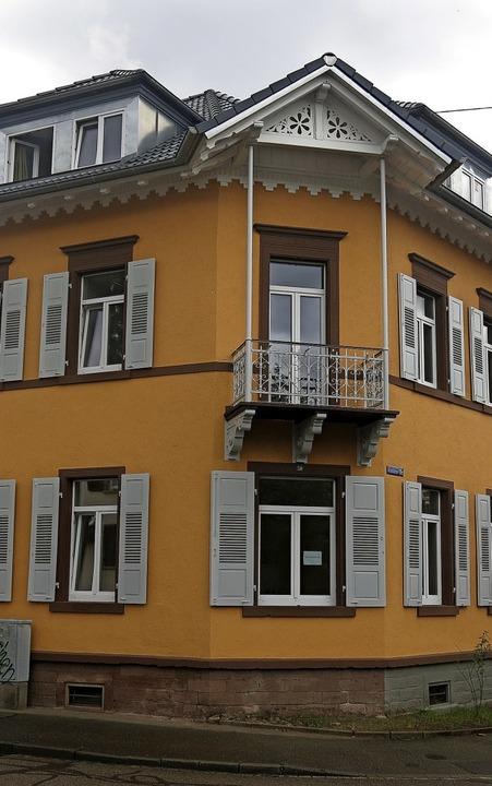 Die neue Wärmestube in der Hochburgerstraße.  | Foto: Georg Voß