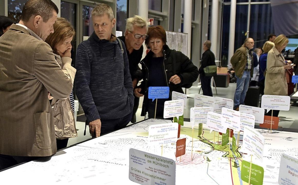 Zur Landesgartenschau-Bewerbung gab es eine breite Bürgerbeteiligung  | Foto: Barbara Puppe