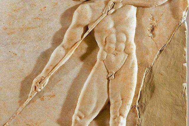 Warum zeigt antike Kunst oft nackte Menschen?