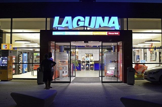 Laguna-Bad kämpft mit Altlasten