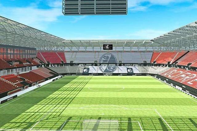 19.000 SC-Fans haben sich für Dauerkarten fürs neue Stadion registriert