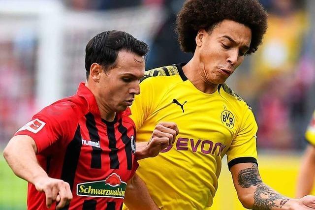 Der SC Freiburg tritt erstmals in der 1. Bundesliga gegen Union Berlin an