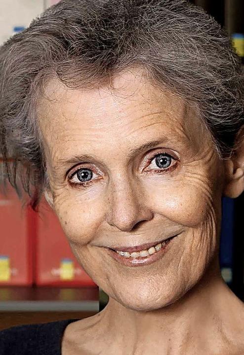 Die Juraprofessorin und ehemalige Rich...die Bürgerinnen und Bürger  zu hören.   | Foto: Uni Bielefeld