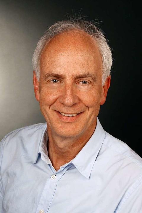 Trauma-Experte Jürgen Bengel   | Foto: Sekretariat Rehapsychologie