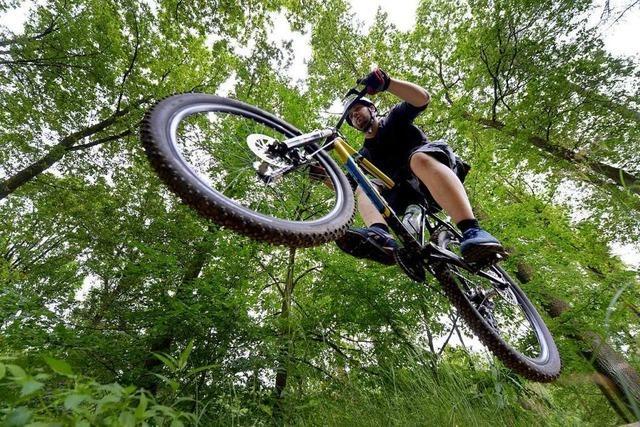 Naturschutz verhindert neue Mountainbike-Routen
