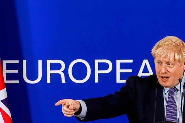 Liveticker: Britisches Unterhaus verschiebt Brexit-Entscheidung