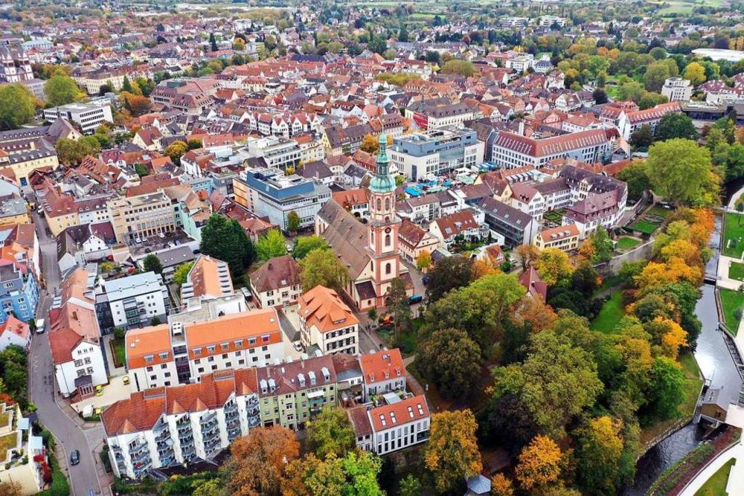 Offenburg wächst – und auch die Preise für Wohneigentum.    Foto: Peter Heck