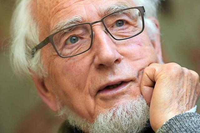 Erhard Eppler: Unter den Roten der erste Grüne