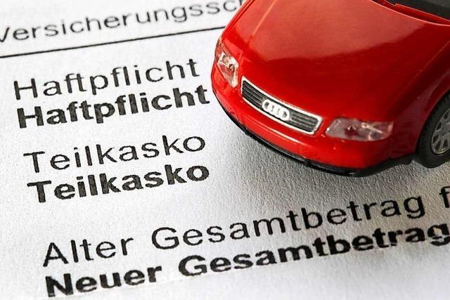 Ein Preisvergleich lohnt sich bei der Autoversicherung immer