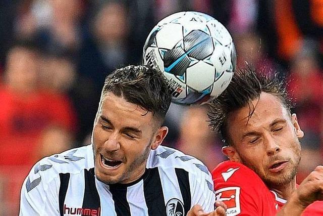 SC Freiburg kassiert bei Union Berlin eine verdiente 0:2-Niederlage