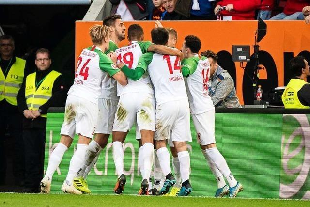 Finnbogason schockt den FC Bayern in der Nachspielzeit