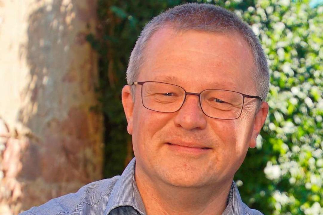 Pfarrer Stefan Meisert, Leiter der See...Dekan des Dekanats Endingen-Waldkirch.  | Foto: Ilona Hüge