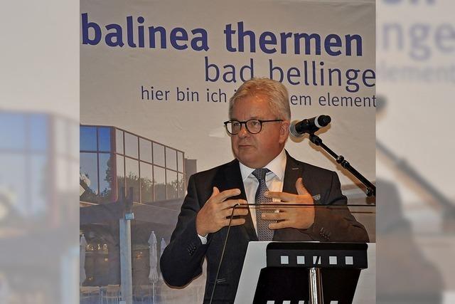 Bad Bellingen feiert 50 Jahre