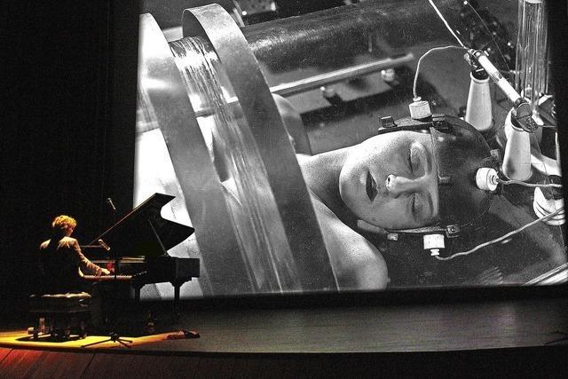 Stephan von Bothmer vertont den Stummfilmklassiker