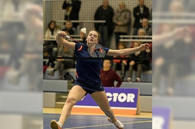Fünf Tickets für das Badminton-Juniorenländerspiel zwischen Deutschland und Frankreich zu gewinnen