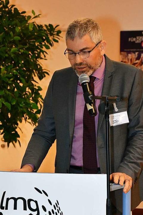 Rektor Frank Schührer  | Foto: Heinz und Monika Vollmar