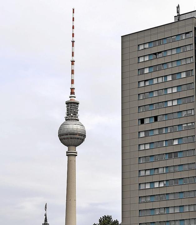 In Berlin sollen die Mieten gedeckelt werden.  | Foto: Britta Pedersen (dpa)