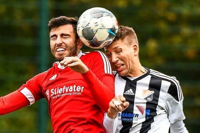 SV 08 Laufenburg schießt den FC Bad Krozingen ab