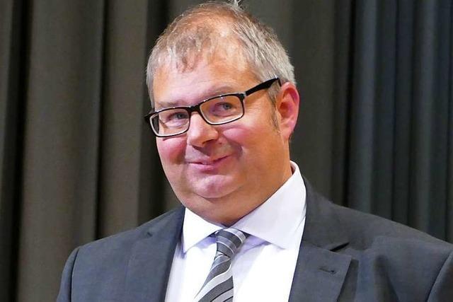 Alexander Guhl gewinnt mit 85,75 Prozent Bürgermeisterwahl