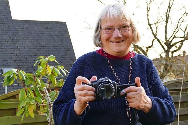 Dorothea Nusser-Schüz ist eine begeisterte Hobbyfotografin