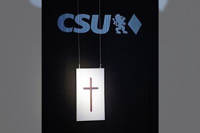 Revolte bei der CSU gegen die Quote