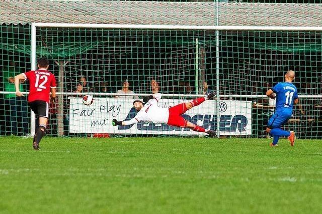 Der SV Niederschopfheim dreht das Derby bei den SF Ichenheim und gewinnt 5:3