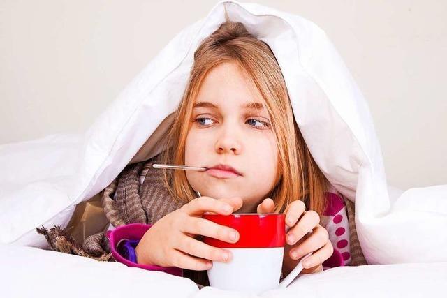 Hilft ein Schal, um keine Erkältung zu bekommen?