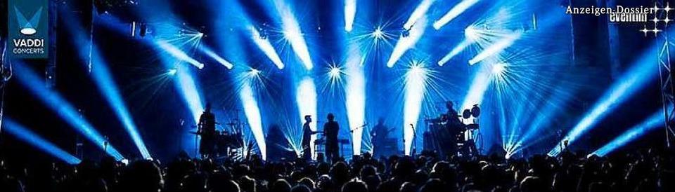 Vaddi Concerts in Kooperation mit EVENTIM