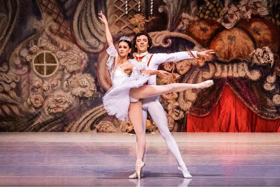 Das Staatliche Russische Ballett Moskau  | Foto: Dietmar Scherf