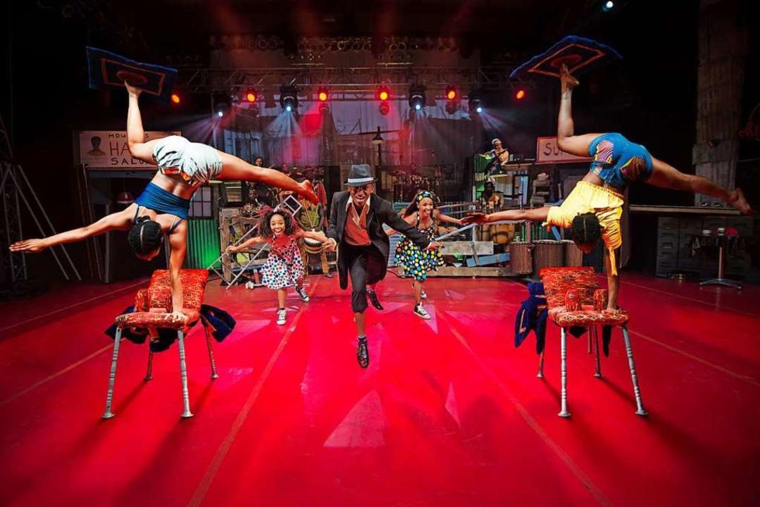 Circus Mother Africa  | Foto: Sven-Sebastian Sajak