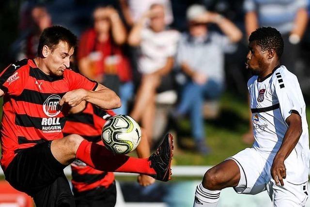 FC Auggen geht nach tollem Kampf beim Offenburger FV leer aus