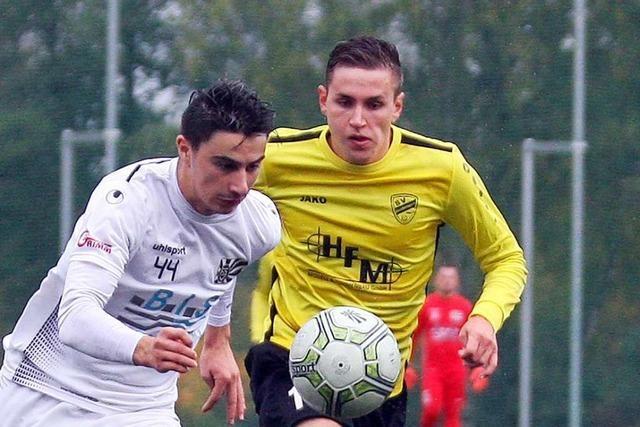 SV Denkingen ärgert den Tabellenführer FC 08 Villingen II