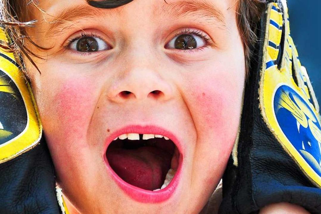 Ein schreiender Sechsjähriger wollte nicht ins Bett (Symbolfoto).  | Foto: Sterneleben - stock.adobe.com