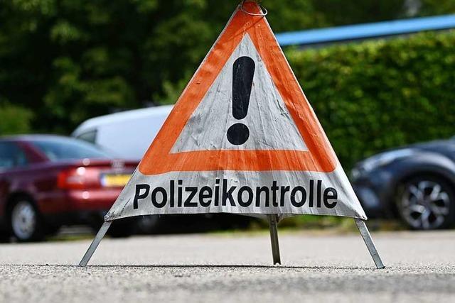Polizei erwischt mehrere betrunkene Autofahrer