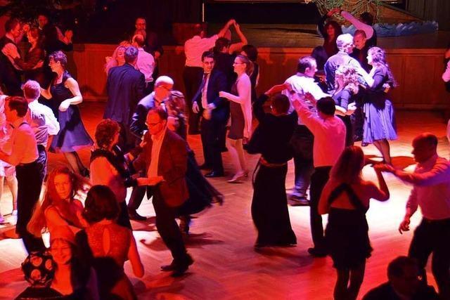 Tanzschule wird Leistungsstützpunkt und lädt zum