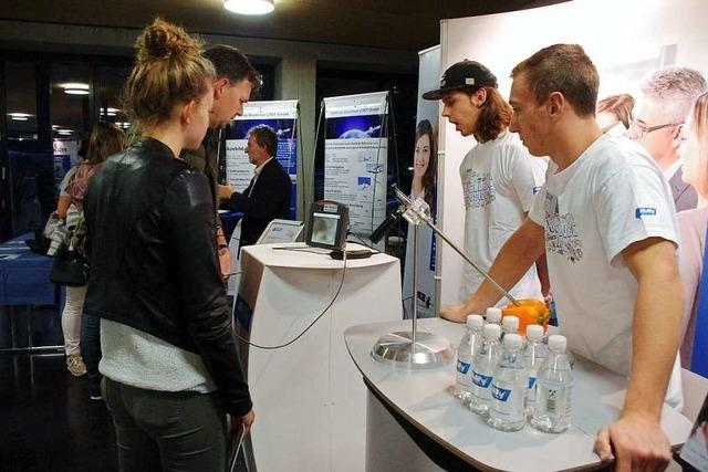 Erster Schritt in den Beruf – Job-Start-Börse startet in Waldkirch