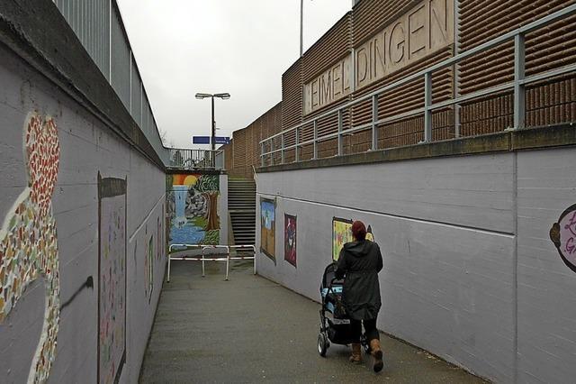 Bahn schuldet der Gemeinde noch Geld