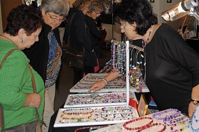 Hobbyausstellung lockt mit vielfältigem Angebot