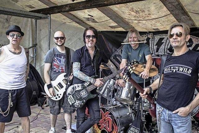Die Lahrer Rockwerkstatt präsentiert einen Tribute-Abend mit Dirty Deeds und Hendrixperience